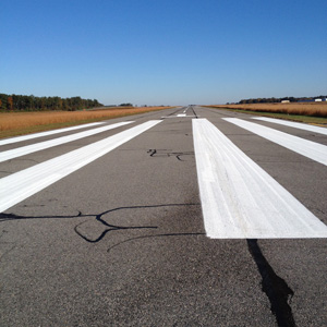 Airport Runway Maintenance