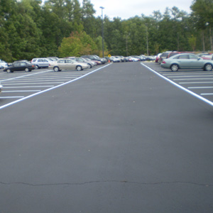 Maintaining Asphalt Parking Lots