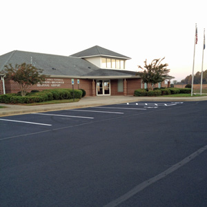 Commercial Parking Lot Remac Asphalt Maintenance Company
